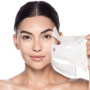 Тканевые премиум-маски